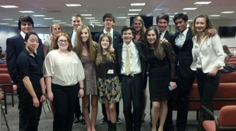 North Springs advances to district competition