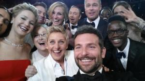 Ellen's iconic selfie at the Oscars broke Twitter and its record for most-retweeted-photo ever.