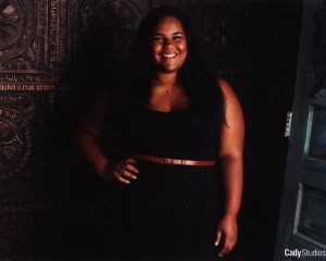 Jazmine for her senior year photos