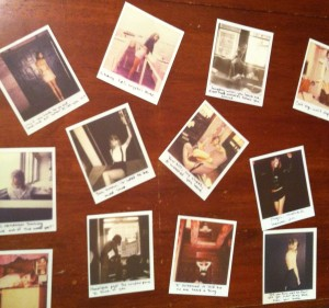 Photos from Taylor that was included with the album. Photo Credit: Dionna Green