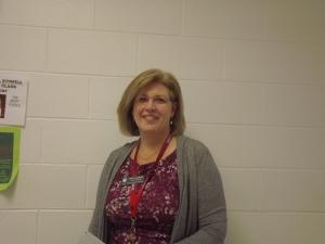 Karen Allsteadt, one of North Springs best teachers, is retiring