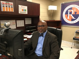 Dr. Willaford will become the new superintendent of Fulton County Schools