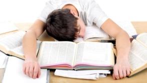 lots of homework (2)