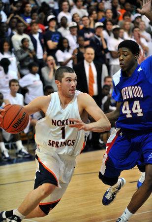north springs basketball